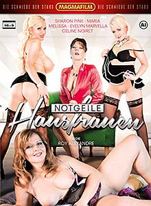 Notgeile Hausfrauen DVD