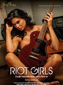 The Riot Girls DVD