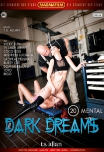 Dark Dreams #20 - Mental DVD