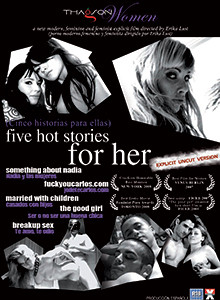 Five hot stories for her DVD