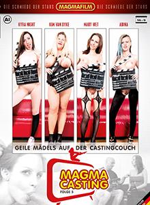 Magmacasting #5 DVD