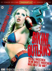 Bikini Outlaws DVD