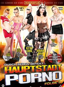 Hauptstadtporno #9 DVD