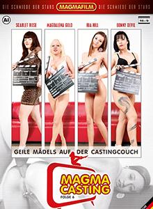 Magmacasting #6 DVD