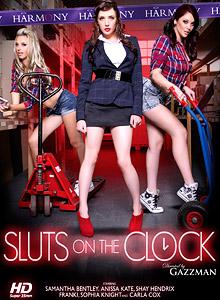 Sluts on the clock