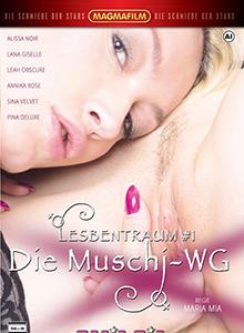 Lesbentraum: Die Muschi-WG #1 DVD