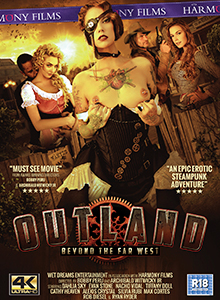 Outland - Beyond the Far West DVD