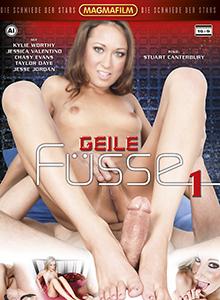 Geile Füsse DVD