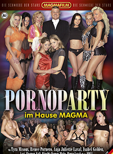 Pornoparty im Hause Magma DVD