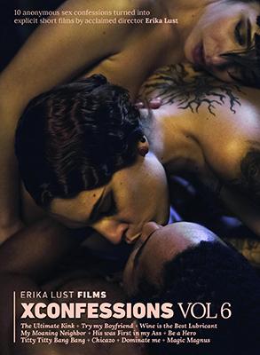 XConfessions Vol. 6 DVD