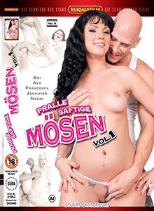 Pralle saftige Mösen 1 DVD