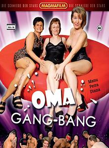 Oma Gang-Bang DVD