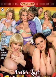 Voller Lust an Muttis Brust DVD
