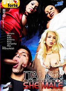 Italian Shemale 37 DVD