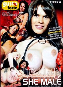 Italian Shemale 38 DVD