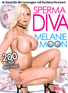 Sperma Diva Melanie Moon DVD