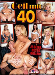 Geil mit 40 DVD