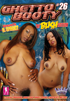 Ghetto Booty #26 DVD