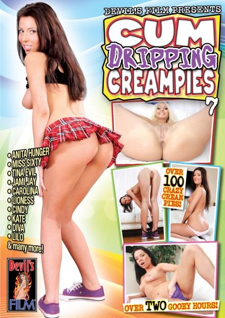 Cum Dripping Creampies #07