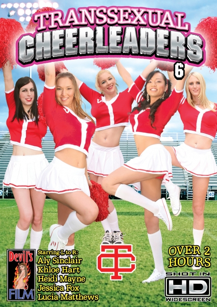 Transsexual Cheerleaders #06 DVD