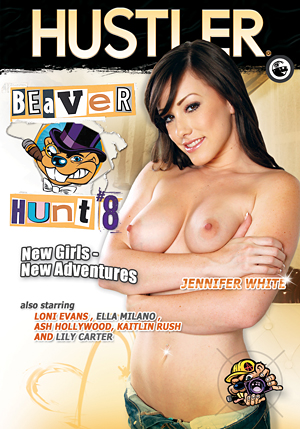 All New Beaver Hunt #8 DVD