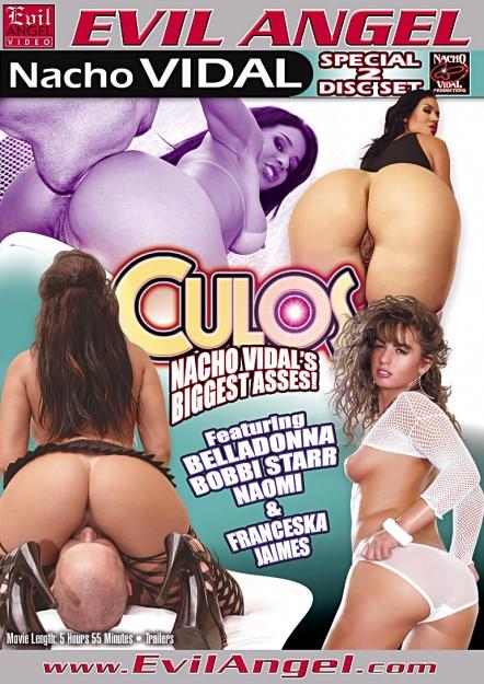 Culos - Nacho's Big Asses DVD