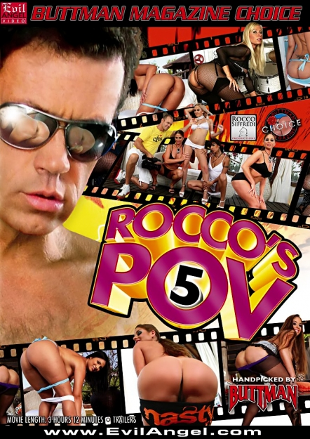 Rocco's POV #05 DVD