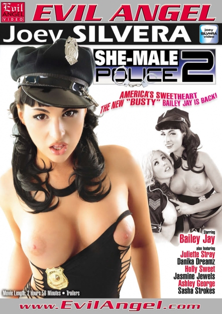 She-Male Police #02 DVD