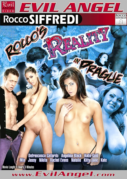 Rocco's Reality In Prague DVD