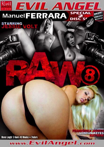 Raw #08 DVD