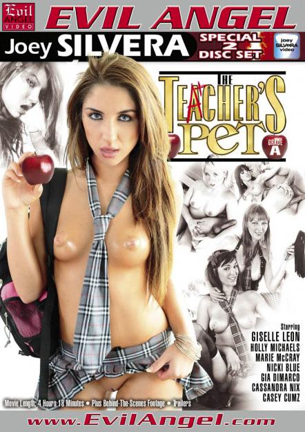 The Teacher's Pet DVD