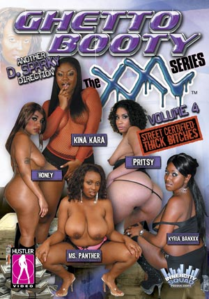 Ghetto Booty XXL #4 DVD