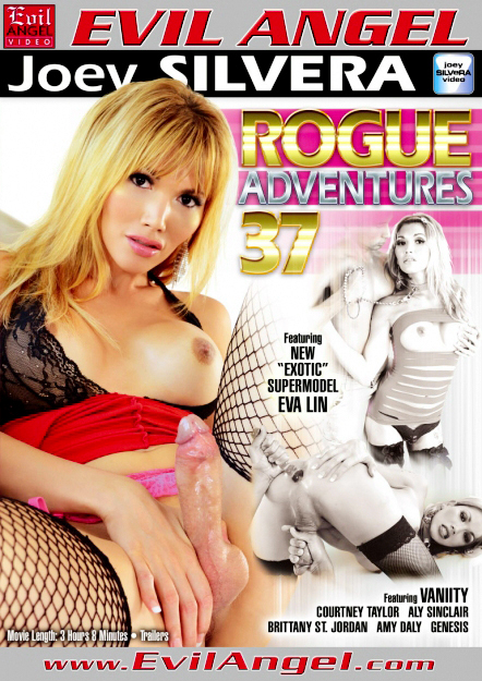Rogue Adventures #37 DVD