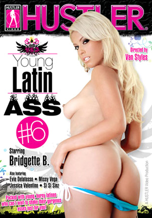 Young Latin Ass #6 DVD