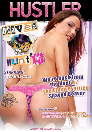 All New Beaver Hunt #13 DVD