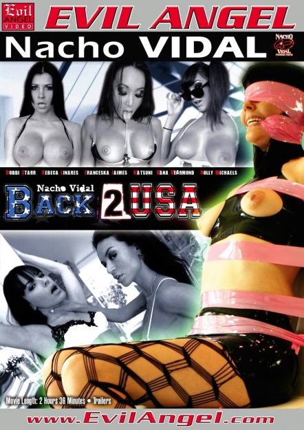 Back 2 USA DVD