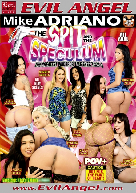 The Spit and The Speculum DVD
