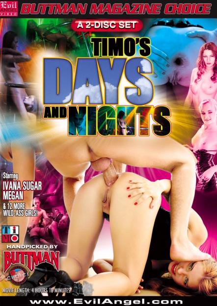 Timo's Days and Nights  DVD