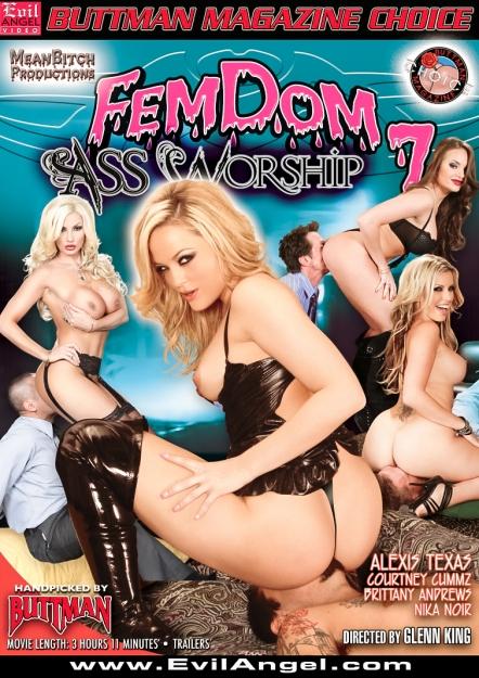 Femdom Ass Worship #07