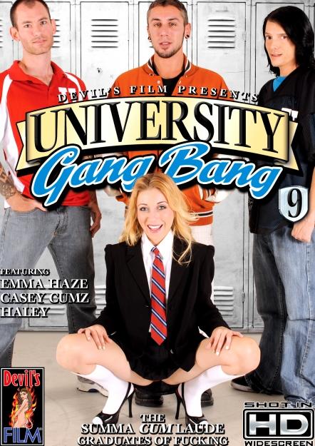 University Gangbang #09