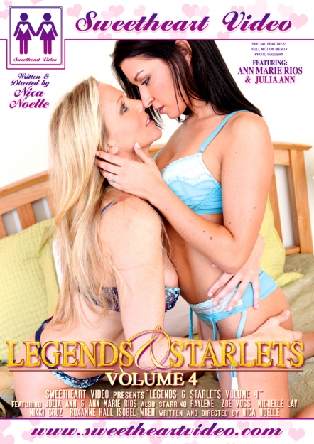 Legends and Starlets Volume 04 DVD