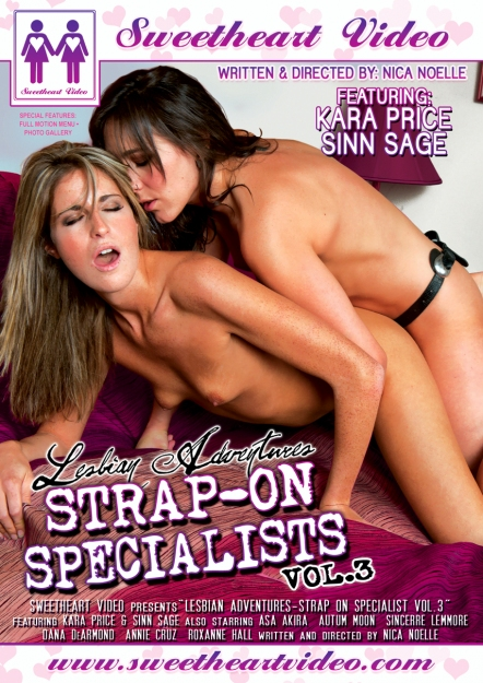 Lesbian Adventures - Strap On Specialists Vol 03