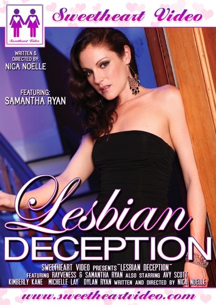 Lesbian Deception DVD