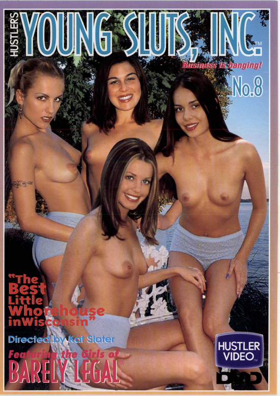 Young Sluts, Inc. #8 DVD