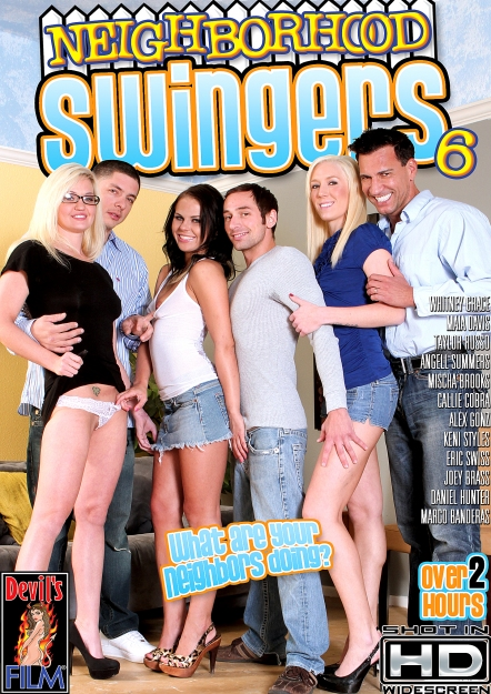 Neighborhood Swingers #06