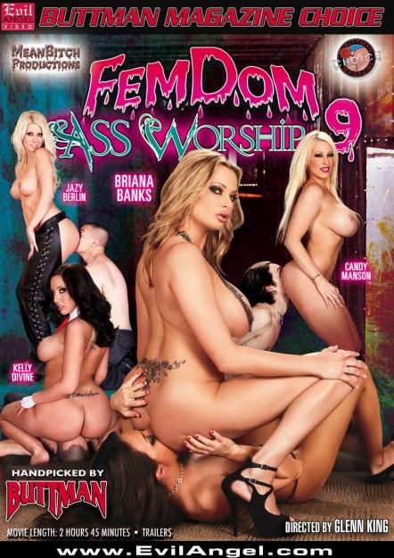 Femdom Ass Worship #09