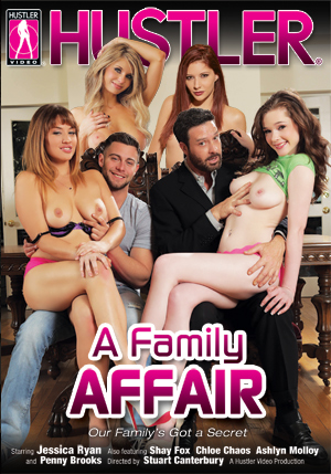 A Family Affair DVD