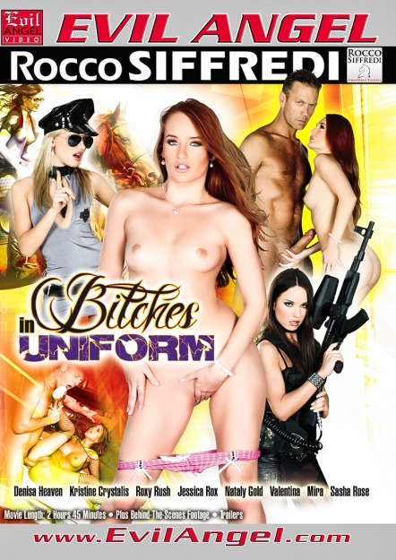 Rocco's Bitches In Uniform DVD