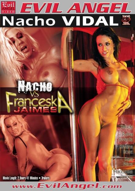 Nacho Vs Franceska Jaimes DVD
