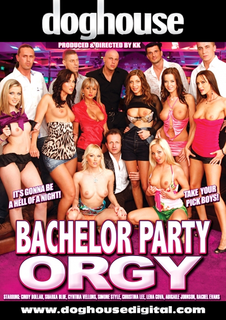 Think, torrent bachelor party orgy think, that